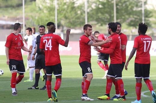 «Жил Висенте» — «Фамаликан», 9 июня, прогноз и ставка на матч чемпионата Португалии