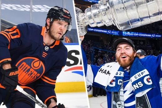 «Тампа» завалила Пойнта деньгами, Куликов стал партнёром Капризова. Главные сделки в НХЛ