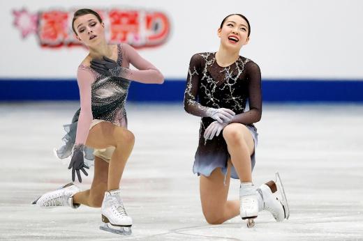 Все россиянки уступают японке в рейтинге лучших фигуристок мира. Просто возмутительно!
