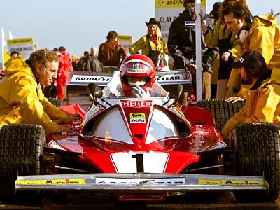 Победа шестиколёсного «Тиррелла» P34 в Гран-при Швеции Формулы-1 1976 года — фото болида