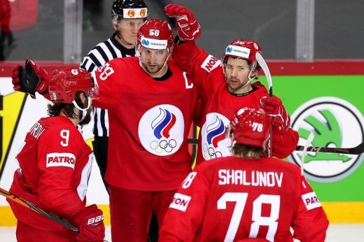 После поражения от словаков нашим нужна победа на ЧМ! Россия – Дания. LIVE