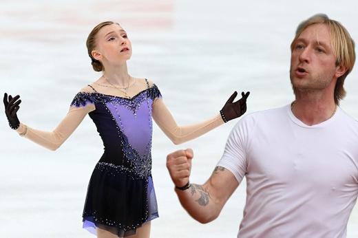Ученица Плющенко сенсационно обошла звезду Тутберидзе. Теперь-то Евгений доволен судьями?