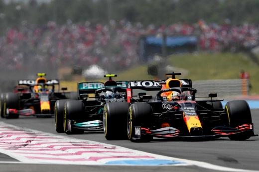 Оценки за Гран-при Франции-2021: Хэмилтон, Норрис и Гасли — тройка лучших гонщиков