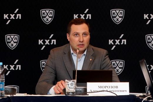 Руководитель или пешка в большой игре? К чему приведёт КХЛ президент Морозов
