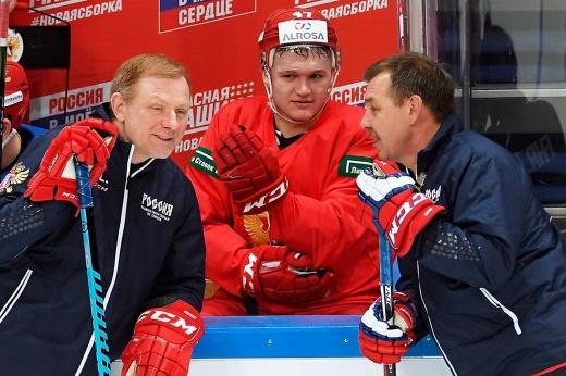 Кто должен работать в тренерском штабе национальной команды России по хоккею на Олимпиаде-2022