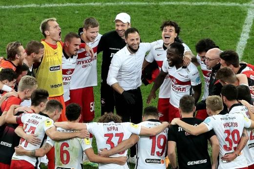 «Спартак» — чемпион-2021? Что означает лидерство красно-белых и как долго оно продлится