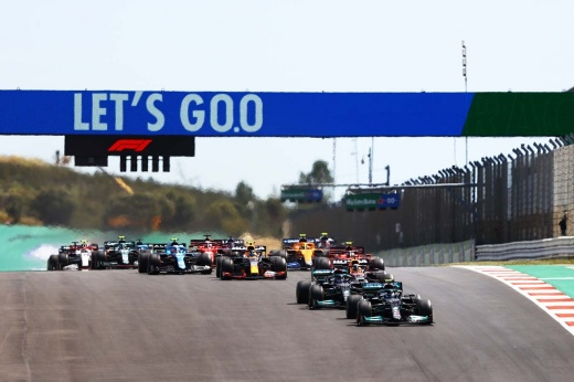 DRS не место в Формуле-1: эта система испортила Гран-при Португалии