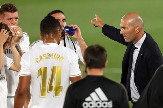 «Атлетик Б» — «Реал». Прогноз: главное испытание для Зидана на пути к долгожданному титулу