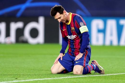Сейчас «Барселона» никак не сохранила бы Месси. Даже играй он бесплатно
