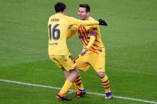«Гранада» — «Барселона». Прогноз: бесценный Лионель Месси вытащит каталонцев в полуфинал