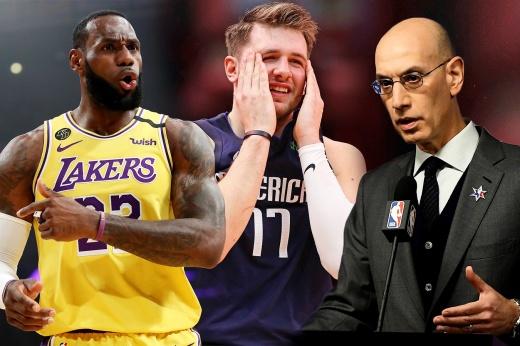 Кайри Ирвинг возглавил группу игроков, выступающих против возобновления сезона НБА