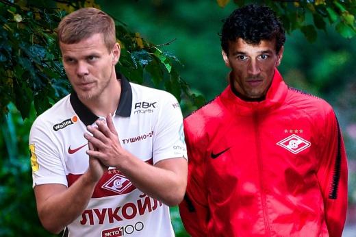 Кокорин и ещё шесть заметных игроков, которые задержались в «Спартаке» всего на полгода