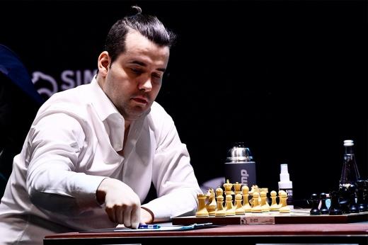 «Мне не хотелось продолжать». Китайский шахматист сдался в партии с россиянином Непомнящим