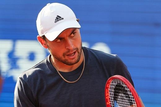 Встречи с Джоковичем не будет. Карацев в день рождения проиграл в пяти сетах на US Open