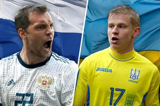 Украина и Россия могут встретиться уже в следующем году. Так решил УЕФА