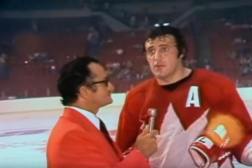 Каким увидели СССР канадские хоккеисты в 1972 году, истории и фото