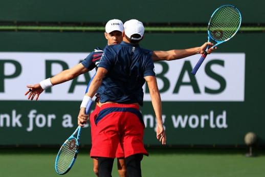 Как братья Брайан вдохновили Энди Маррея на возвращение в теннис