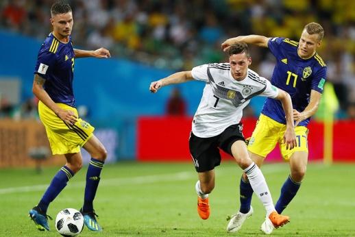 ЧМ-2018. Германия вырвала победу над Швецией на последней минуте. LIVE!!!