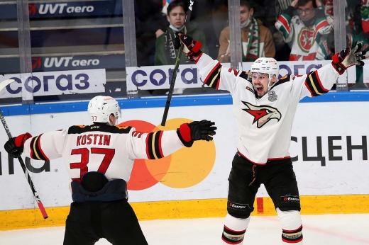 И всё-таки «Авангард»! Потрясающий бросок защитника Каски отправил Омск в финал КХЛ!