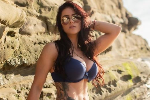 Нашествие латинских красоток! Самые горячие девушки в MMA, о которых вы ещё не слышали