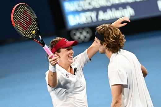 «Мы что, лузеры?» Российские теннисисты не хотели играть микст, но добыли золото Олимпиады
