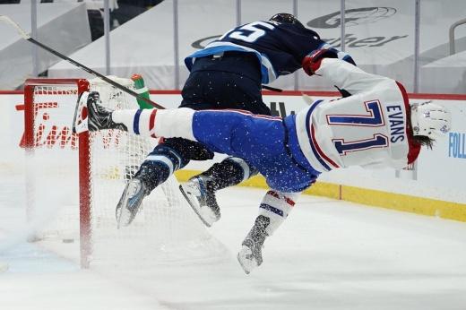 «Монреаль» — «Виннипег» — 3:2 (ОТ) — видео, обзор матча плей-офф НХЛ, «Монреаль» — первый полуфиналист Кубка Стэнли