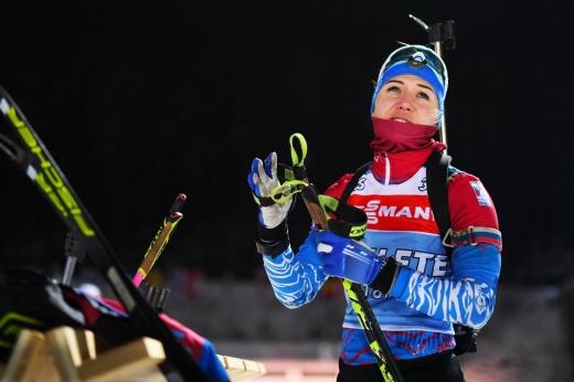 Российская биатлонистка Дарья Сидорова будет выступать за сборную Украины – в России опять упустили будущую чемпионку?