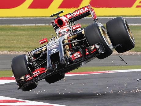 Почему Формула-1 будет скучать по Мальдонадо