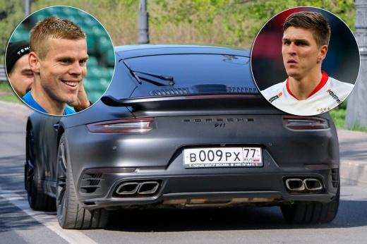 «Сейчас придёт зарплата – и до конца рассчитаюсь с Кокориным. Porsche – мечта детства»
