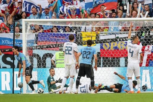 Против Египта у сборной залетало всё. Сегодня получили обратку