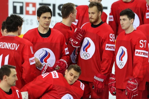Латвийское СМИ провело расследование, почему перед ЧМ по хоккею на улицах Риги появился флаг России
