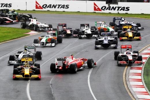 Первые очки Виталия Петрова в Формуле-1 — седьмое место на Гран-при Китая 2010 года