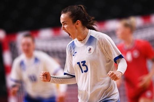 Россия прорвалась в финал Олимпиады! Наши девушки продолжают золотую сказку?