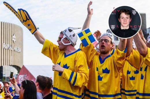 Интервью с Филиппом Курашёвым – о дебюте в НХЛ, игре с Россией на ЧМ-2021 и возможном переходе в КХЛ