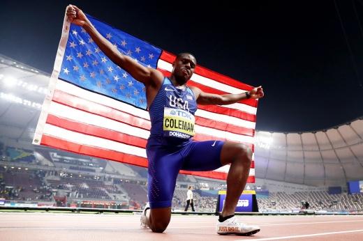 «Я рад, что такой атлет прославляет США». Неужели Коулман – чистый чемпион?