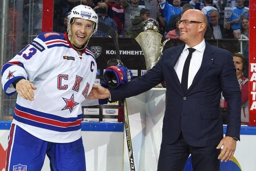 КХЛ в разы хуже НХЛ и последняя в Европе. Тут много жира и мало спорта