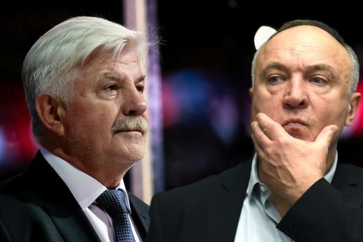 Менеджеры-долгожители КХЛ. Есть те, кто скоро переплюнет Величкина
