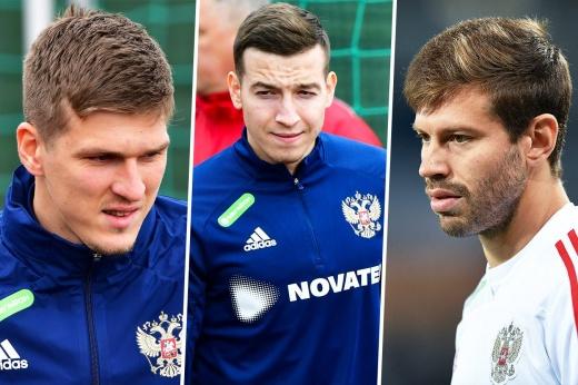 8 российских футболистов, которые от увольнения Черчесова должны выиграть