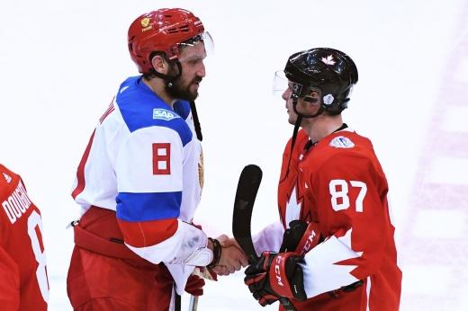 Проблема с центральными нападающими в сборной России по хоккею