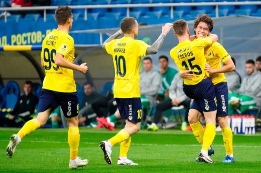 Бывший нападающий «Ростова» Эльдор Шомуродов забил первый гол за «Дженоа» в Серии А