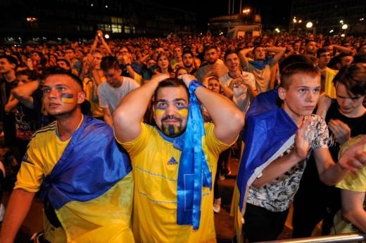 «Бесстыжие. Так бездарно проиграть…» Сборную Украины раскритиковали за безволие
