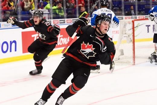 Канадцы раздавили финнов за четыре минуты! В финале они будут мстить России за 0:6