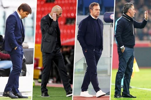 Уникальная волна отставок: сами тренеры недовольны и массово уходят из клубов. Почему?
