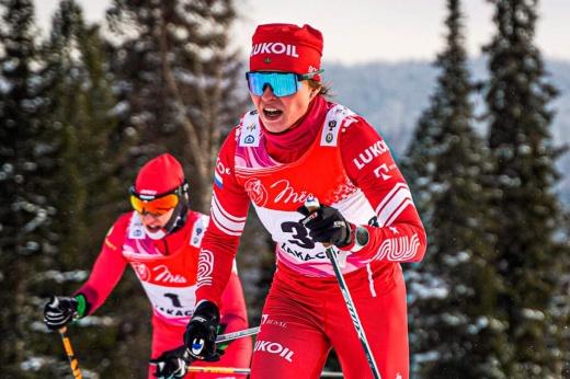 Правила для избранных. У российской лыжницы отняли золото молодёжного чемпионата мира