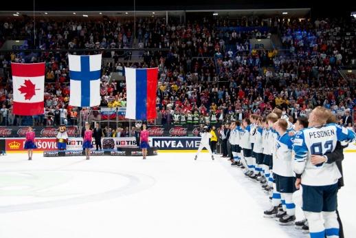 Сборной России есть чему поучиться у финнов. И это не антихоккей