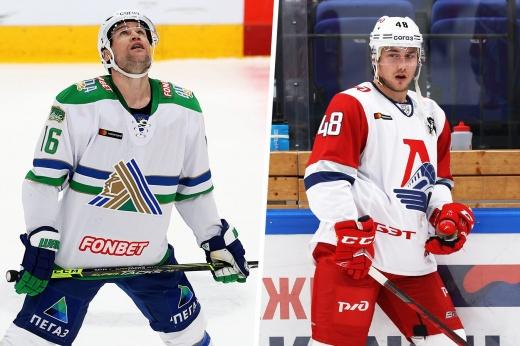 Белорусские вратари Алексей Колосов и Константин Шостак приятно удивляют в КХЛ