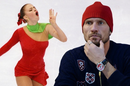 «А что, спортсмены не люди?». Как Костомаров напился и сорвал выступление с Семенович