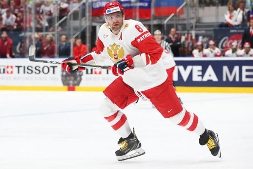 Овечкин потерялся в сборной России. Это большая проблема для всех