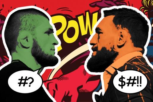 UFC 229: Хабиб заставил сдаться Конора. Как это было