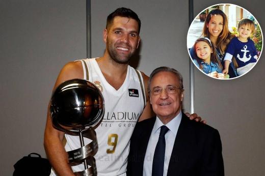Капитан «Реала» играет уже четвёртое десятилетие. Жена кубинка не даёт ему «заржаветь»